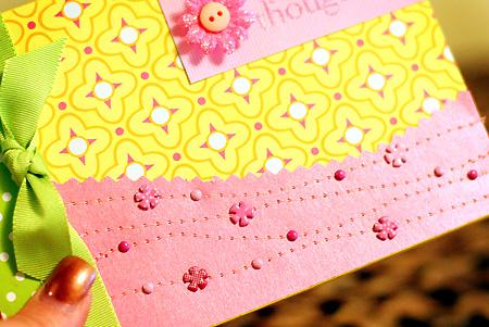 QCO blog - susan weinroth - thoughtful card detail
