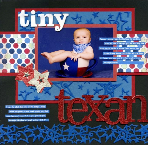 Tiny texan