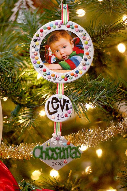 Leah's Ornament