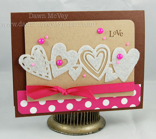 Love Card - dawn