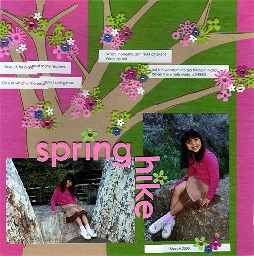 Spring-Hike