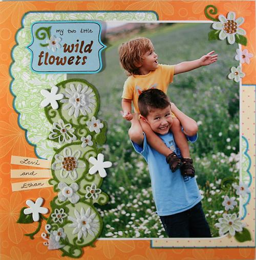 Leah-Wild Flowers LO