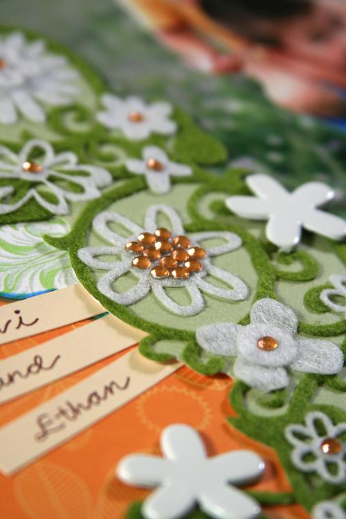 Leah-Wild Flowers Macro Shot