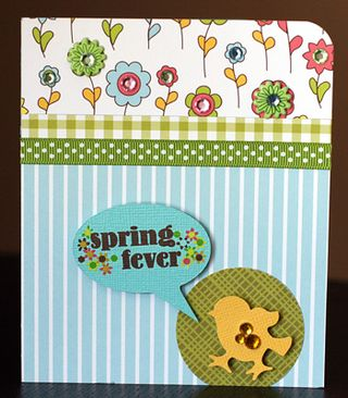 QCO - spring fever card - susan weinroth - 350