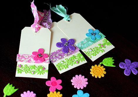 Gift tags - 470