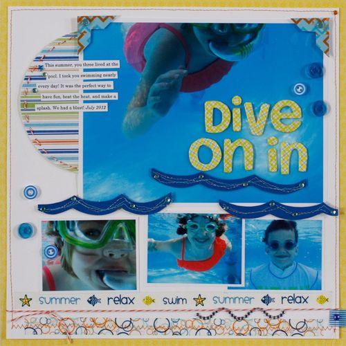 Q&Co sept2012 dive