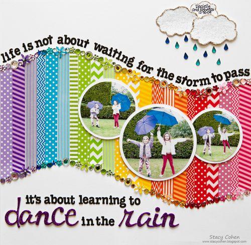 Stacy cohen Dance in the Rain