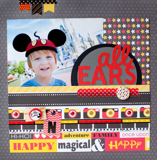 All Ears - Magic 2 - Susan WeinrothB