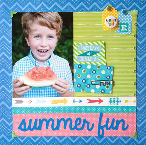 Summer 2 - summer fun - susan weinroth
