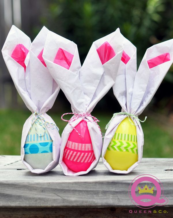 Easter Egg Treats by queen and Company