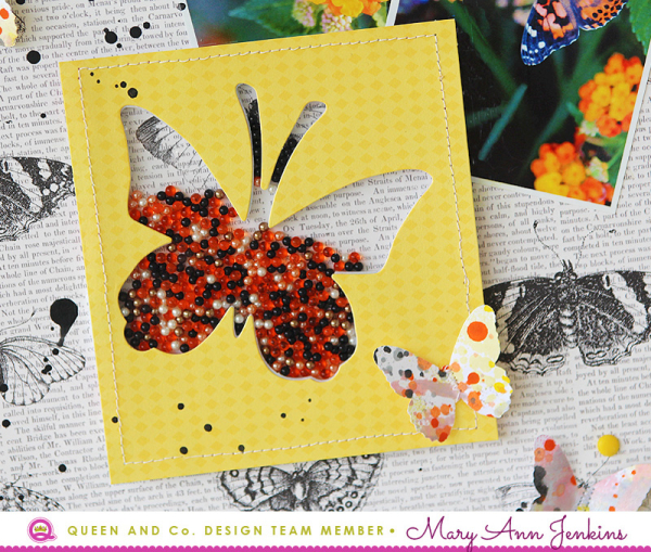 Mary Ann Jenkins - Butterfly Layout 2