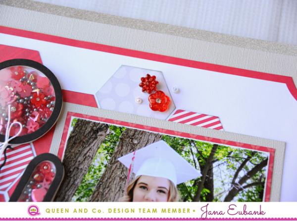 Jana Eubank Queen & Co Celebrate Graduation Layout 4 640