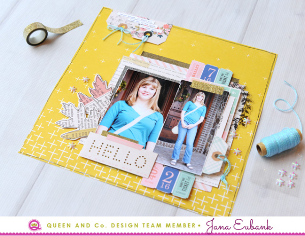 Jana Eubank Queen & Co Hello Layout 5 640