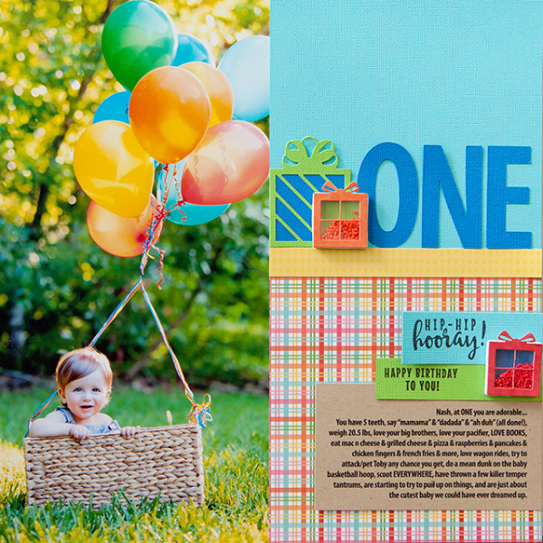 ONE layout - susan weinroth - MAIN image